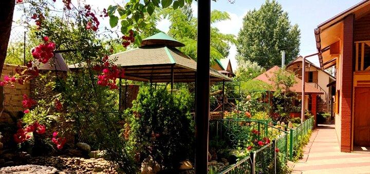 От 2 дней отдыха на базе отдыха «Семь гномов» в Затоке на берегу Чёрного моря