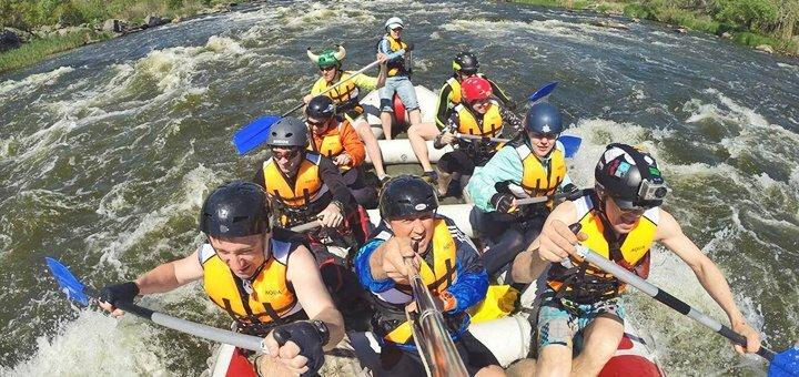 Рафтинг по Черемошу и восхождение на Говерлу от туристической компании «Active Life»