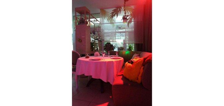 Скидка 30% на вход и заказы мега вечеринки каждую пятницу в ресторане «Garden Cafe»