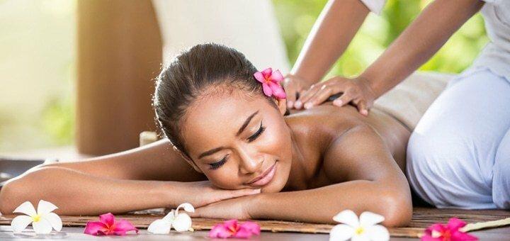 До 5 сеансов экзотического гавайского массажа «Lomi-Lomi» в кабинете «Beauty studio»