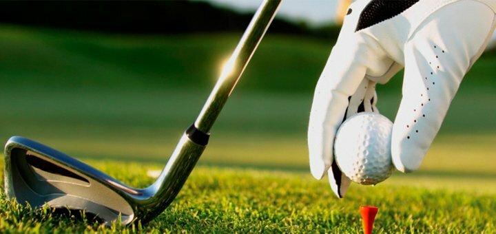 Обучение игре в гольф или «Визит в гольф-клуб» от клуба «Golf Stream»