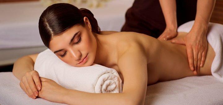 До 7 сеансов лечебного массажа спины или шейно-воротниковой зоны в студии «AntiSalon Relax»