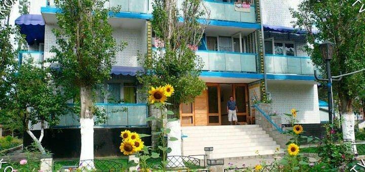 От 4 дней на базе отдыха «Мираж» в Коблево под Одессой