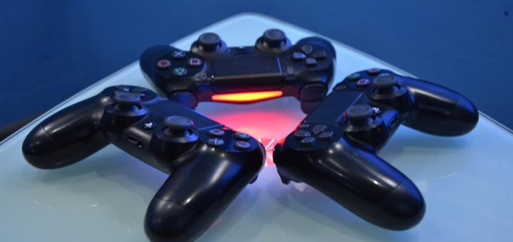 Скидка до 70% на игру на PlayStation 4, PlayStation VR и кальяны в игровом клубе «Push»
