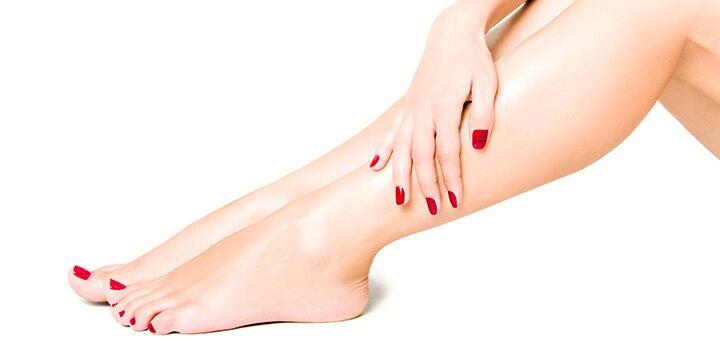Парафинотерапия рук или ног в салоне «Fen-x»