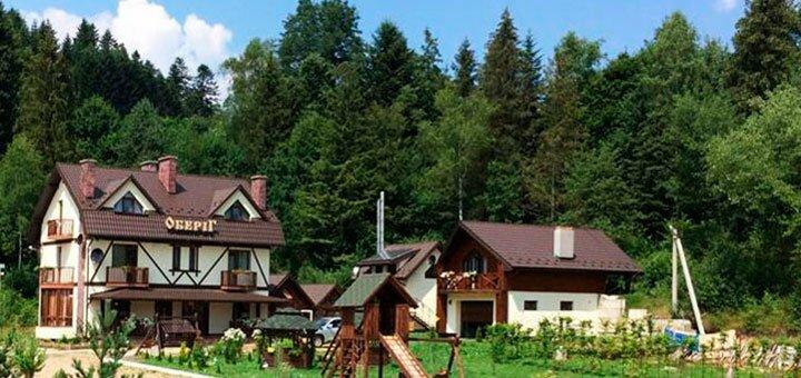 От 3 дней отдыха весной и летом на вилле «Оберіг» в Сходнице