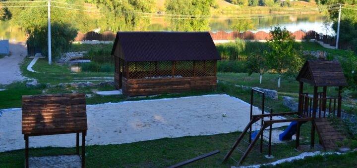 От 2 дней отдыха на базе отдыха «Поплавок» под Киевом