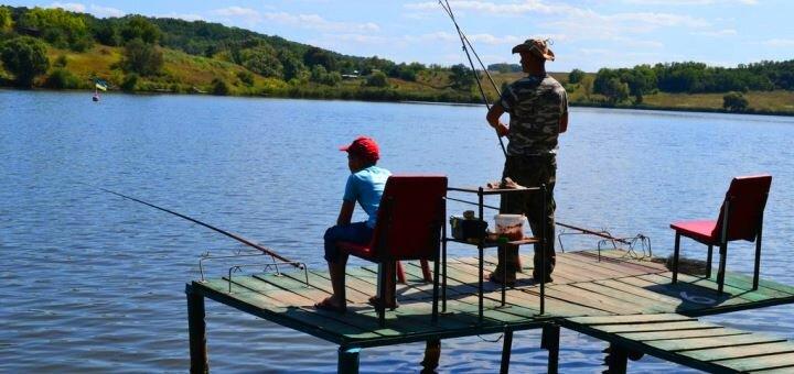 От 2 дней отдыха с баней и рыбалкой на базе отдыха «Поплавок» под Киевом