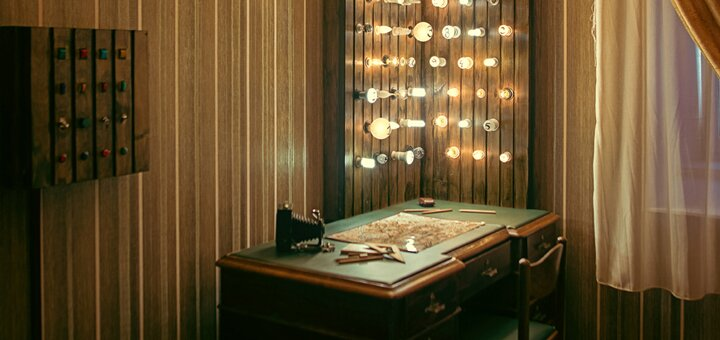 Посещение квест-комнаты «Пропавший фотограф» от сети квест-комнат «Шестое чувство»