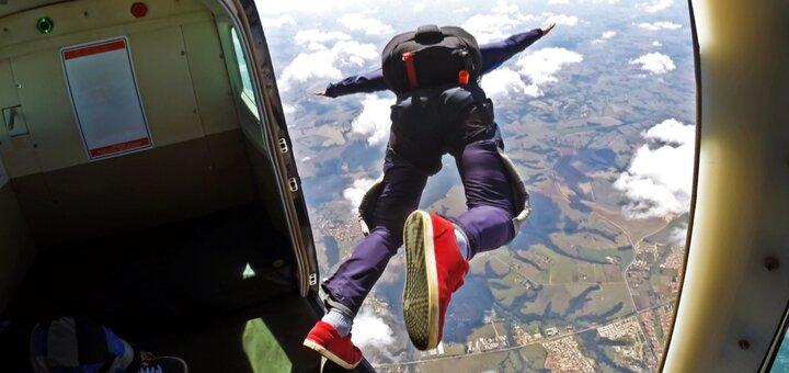 Скидка 22% на прыжки с парашютом с высоты 1000 метров на аэродроме «Орехово»