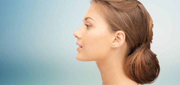 Скидка 36% на ринопластику (коррекцию формы носа) в центре «VV Clinic»