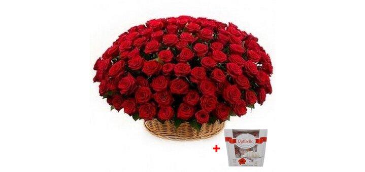 """Бесплатная доставка и подарок от магазина цветов """"Букетик24"""""""
