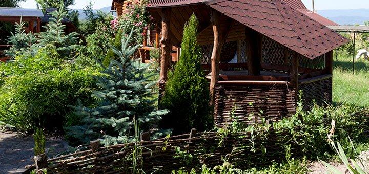 От 3 дней отдыха с питанием и сауной в отельном комплексе «Гранд» в Закарпатской области