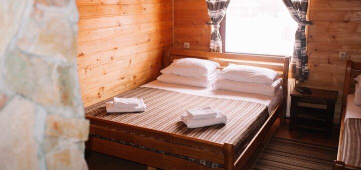От 4 дней отдыха летом в отельно-ресторанном комплексе «ГУК» в Буковеле