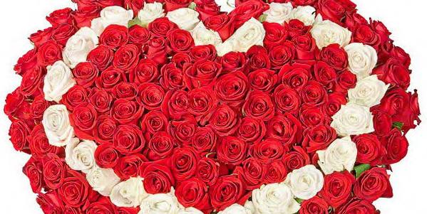 Бесплатная доставка цветов и коробка конфет «Raffaello» в подарок от магазина цветов «Букетик 24»