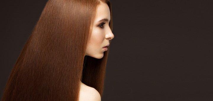 Скидка 37% на ламинирование волос в салоне красоты «Градиент»