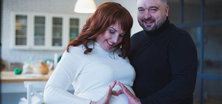 Cъемка для беременных от профессионального фотографа «Ksu Golikova»