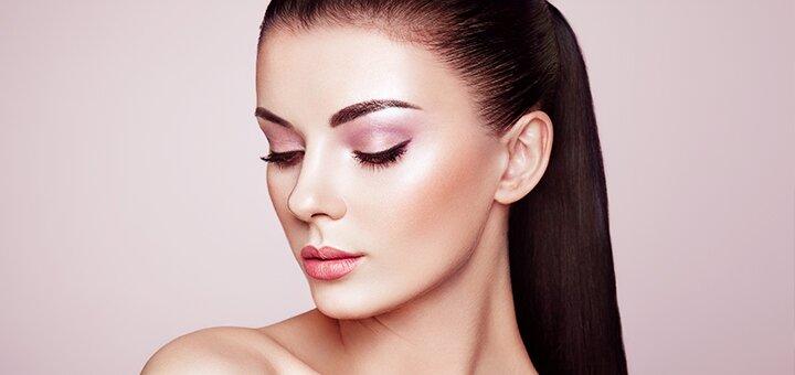 Скидка до 77% на чистку лица с альгинатной маской и криомассажем от Юлии Козловой