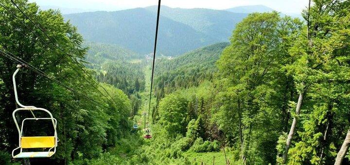 От 3 дней отдыха в мае и летом в отеле «Дзвінка» в Славском