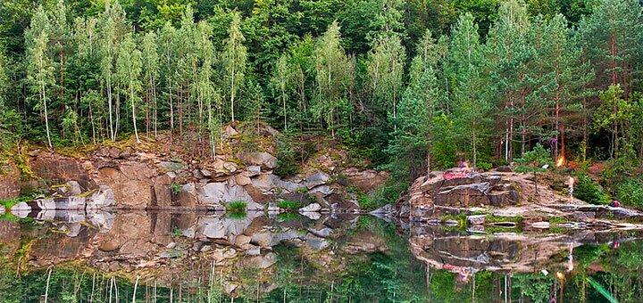 Скалолазание и катание на байдарке в Денешах от туристической компании «Anga Travel»