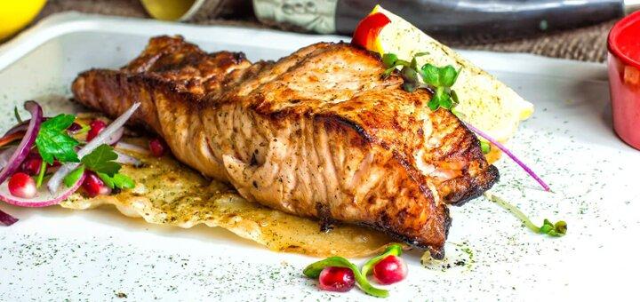 100 грн на заказ из любого ресторана в приложении доставки еды «Raketa»