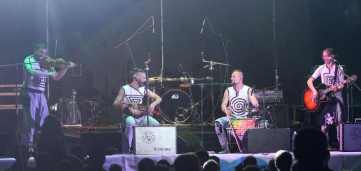 Знижка 50% на вхідний квиток на фестиваль простору музики і руху «Небу-ХАЙ»