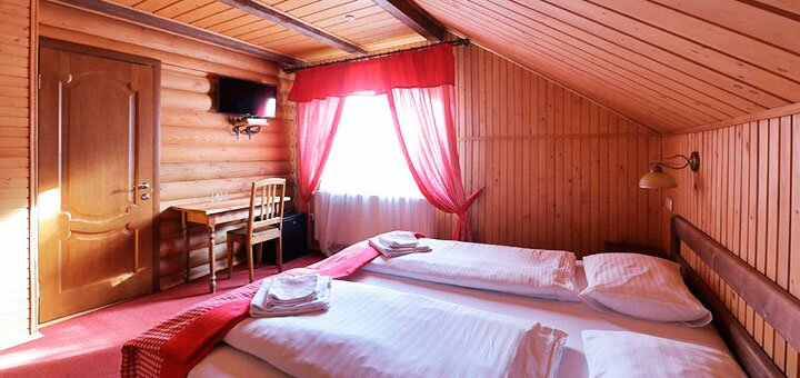 Трехдневный тур для одного или двоих от отельного комплекса «OsterPlatz» в Полянице