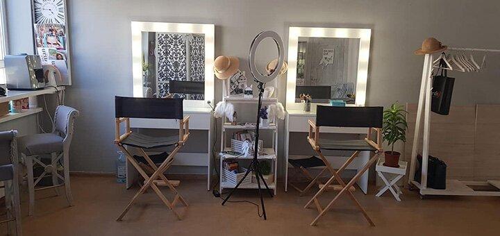 Курс профессионального макияжа «Визажист» в кабинете красоты «A.Beautylab»