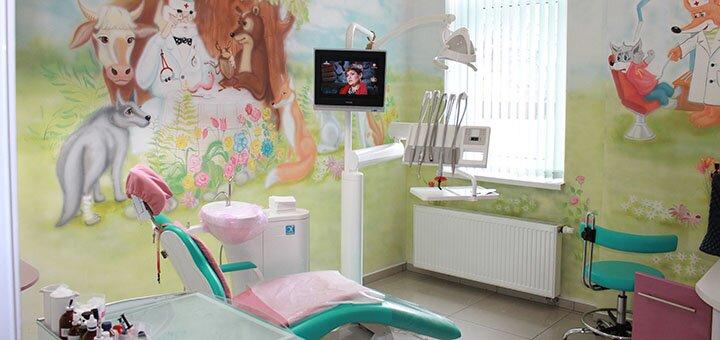 Сертификат на все виды стоматологических услуг в «Святого Аполлония», «Аранта» и «Стома-сервис»