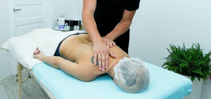 До 3 сеансов испанского массажа тела в массажном кабинете «Beauty studio»