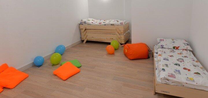 До 100 часов посещения детского игрового пространства с присмотром няни от центра «Погодинка»