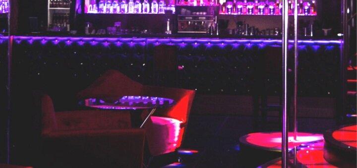 Мальчишник или вход для компании в men's club «Lips Cabaret»