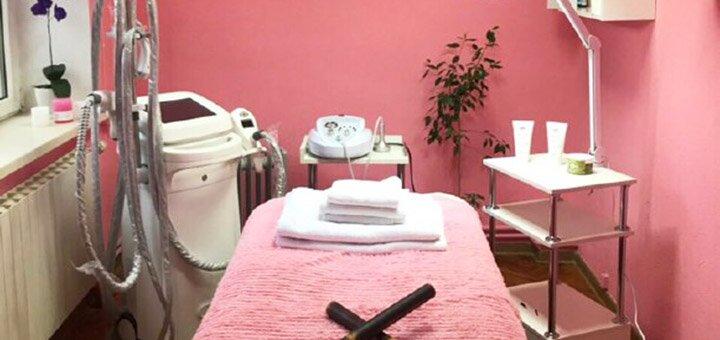 До 7 сеансов антицеллюлитного медового массажа с обертыванием в студии красоты «AntiSalon»