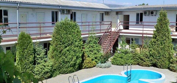 От 2 дней отдыха летом в пансионате «Ольвия» в Железном Порту