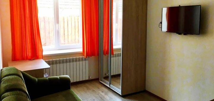 От 3 дней отдыха в июне в апарт-отеле «Rand» в Одессе