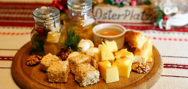 От 3 дней отдыха с завтраками или трехразовым питанием в отеле «OsterPlatz» в Полянице