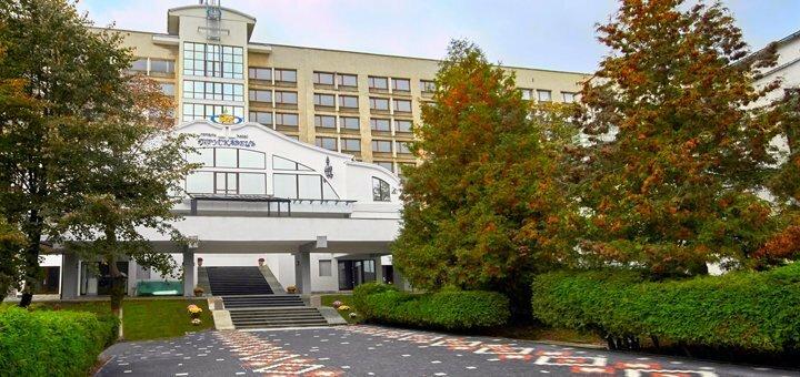 Семидневный тур с экскурсиями, рафтингом, питанием и проживанием в отеле «Трускавец 365»