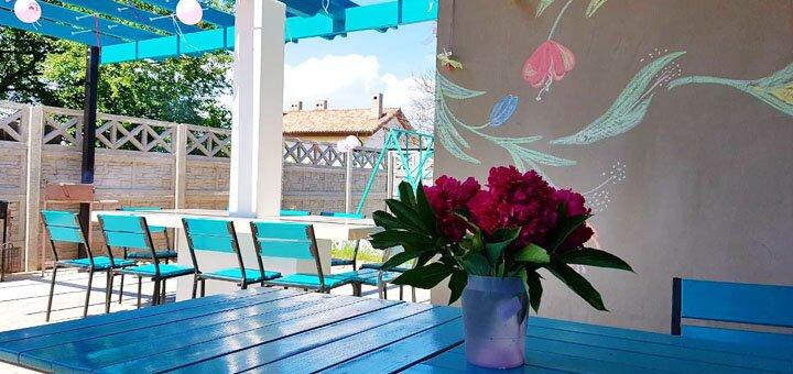 От 3 дней отдыха в бархатный сезон  в гостевом доме «Шафран» под Одессой на Черном море