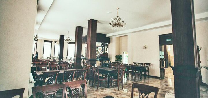 От 3 дней с завтраками, открытым бассейном и SPA в отеле «Diamond» 4* в Буковеле