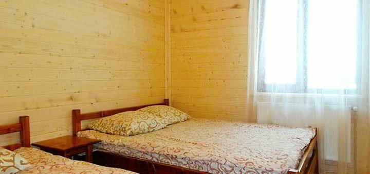 От 4 дней отдыха в ноябре и декабре с питанием в комплексе «Крым» в Яремче