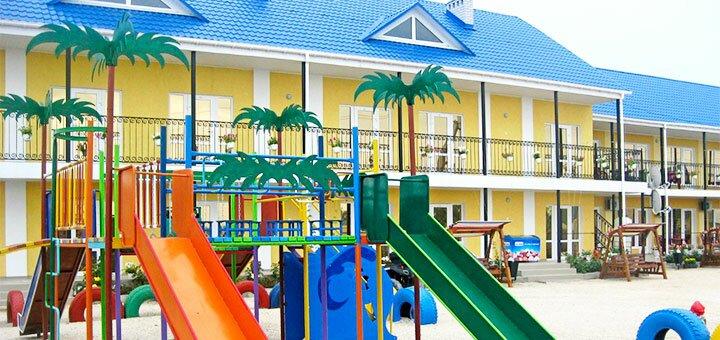 От 3 дней отдыха в июне на базе отдыха «Гостиный двор» в Кирилловке