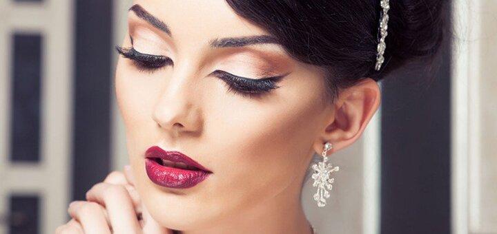 Дневной, вечерний, клубный или макияж на выпускной вечер от женского клуба «Гармония»