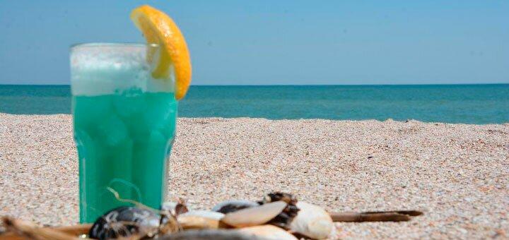 От 3 дней отдыха в отельном комплексе «Egoist Sea Resort Hotel» на побережье Азовского моря