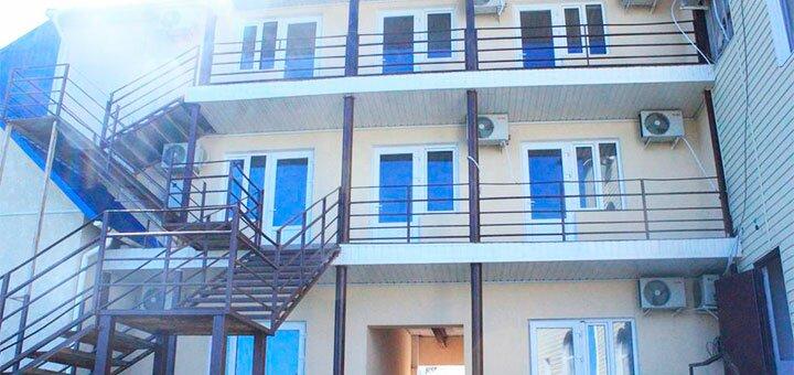 От 4 дней отдыха в мае и июне в отеле «Sun Joy» под Одессой