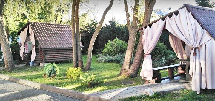 От 3 дней отдыха «All Inclusive» летом в комплексе «Сяня» под Львовом