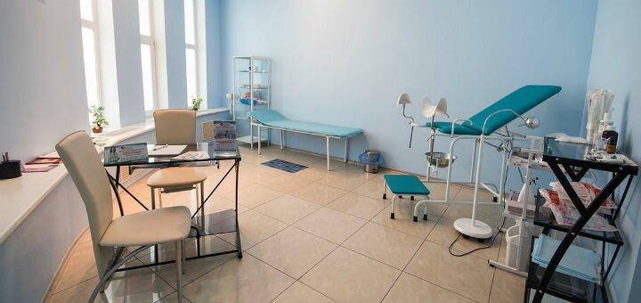 Комплексное обследование у гинеколога с УЗИ и анализами в сети клиник «VIVA»