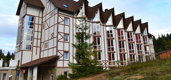 От 4 дней летнего отдыха в отеле «Терем» в Славском