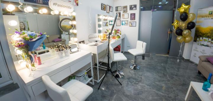 Сертифицированные курсы визажа от студии  красоты «Beauty Corner»