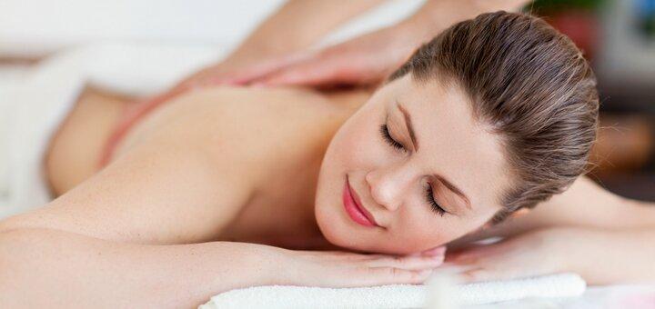 5 сеансов лимфодренажного массажа всего тела в студии физического развития «FitnessWell»