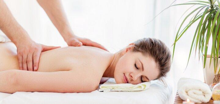 7 сеансов лимфодренажного массажа всего тела в студии физического развития «FitnessWell»